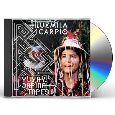 Luzmila Carpio YUYAY JAP'INA TAPES CD