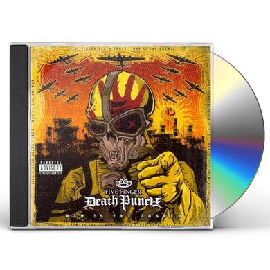 Five Finger Death Punch WAR IS THE ANSWER CD