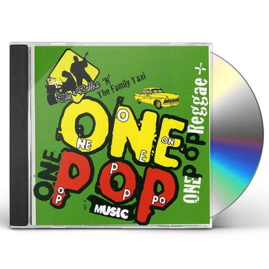 Sly & Robbie ONE POP REGGAE CD