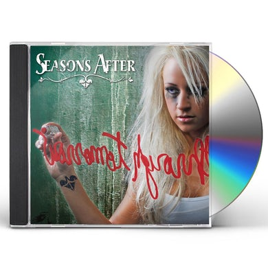 Seasons After THROUGH TOMORROW CD