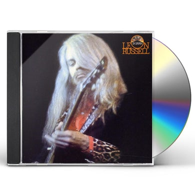 Leon Russell LIVE IN JAPAN CD