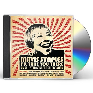 MAVIS STAPLES I'LL TAKE YOU THERE: ALL-STAR / VAR CD