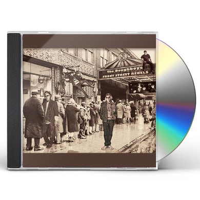 Doughboys FRONT STREET REBELS CD