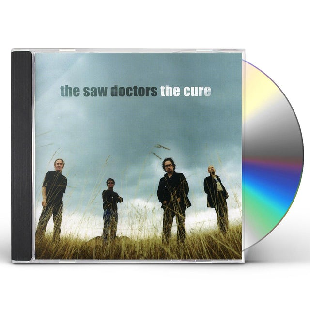 Saw Doctors CURE CD