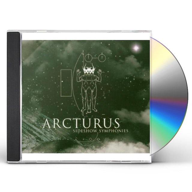 Arcturus SIDESHOW SYMPHONIES CD
