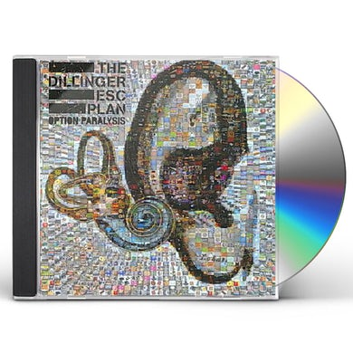OPTION PARALYSIS CD
