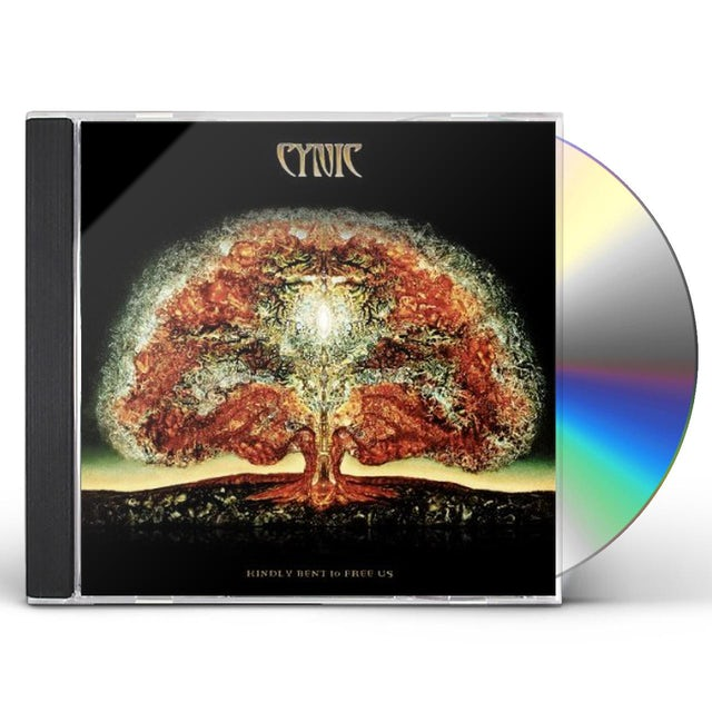 Cynic KINDLY BENT TO FREE US CD