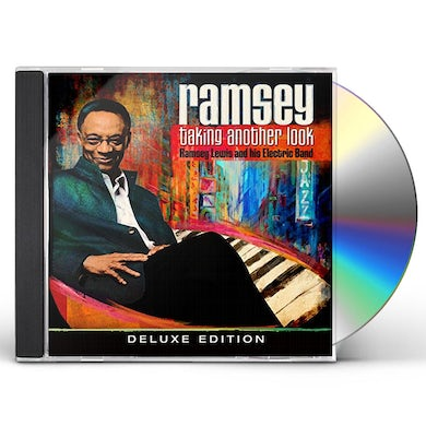 Ramsey Lewis TAKING ANOTHER LOOK CD