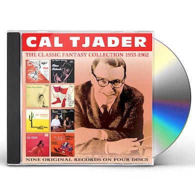 Cal Tjader CLASSIC FANTASY COLLECTION: 1953-1962 CD