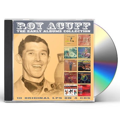 Roy Acuff EARLY ALBUMS COLLECTION CD