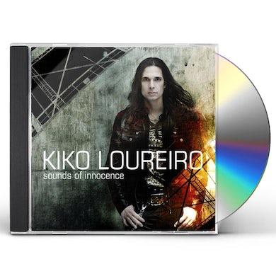 Kiko Loureiro SOUNDS OF INNOCENCE CD
