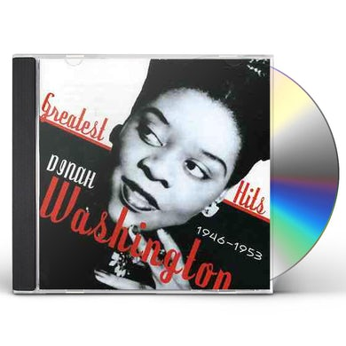 Dinah Washington GREATEST HITS 1946-53 CD