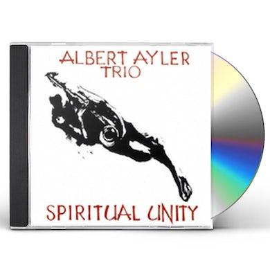 Albert Ayler SPIRITUAL UNITY CD