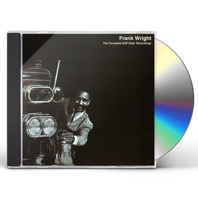Frank Wright COMPLETE ESP-DISK RECORDINGS CD