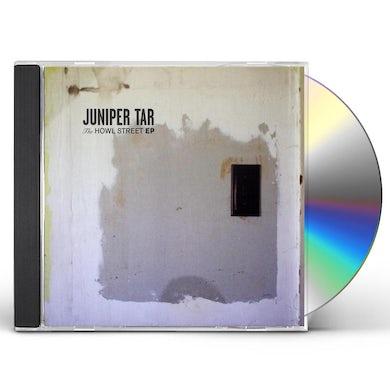 Juniper Tar HOWL STREET EP CD