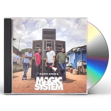 Magic System RADIO AFRIKA CD