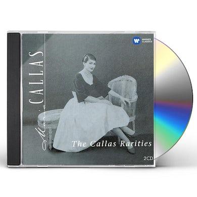 Maria Callas CALLAS RARITIES (1953-1969) CD