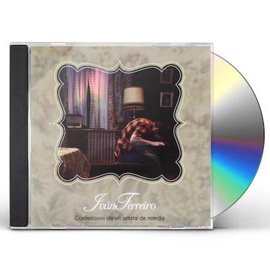 Ivan Ferreiro CONFESIONES DE UN ARTISTA DE MIERDA CD