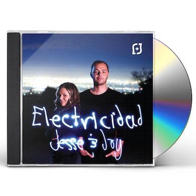 Jesse & Joy ELECTRICIDAD CD