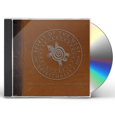Spirit of the West SPIRITUALITY 1983-2008 CD