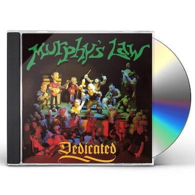 Murphy'S Law DEDICATED CD