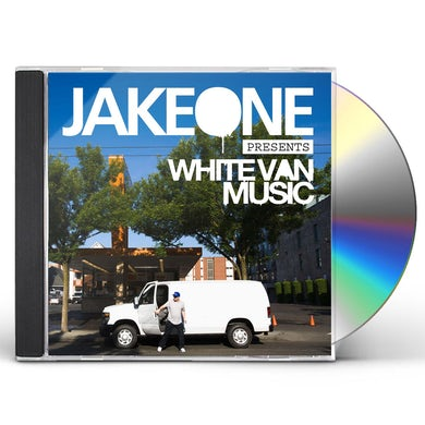 Jake One WHITE VAN MUSIC CD