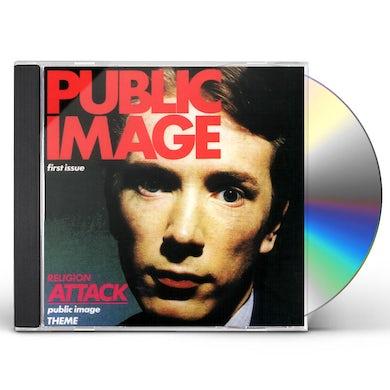 Public Image Ltd CD