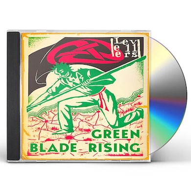 The Levellers GREEN BLADE RISING CD