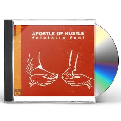 Apostle Of Hustle FOLKLORIC FEEL CD