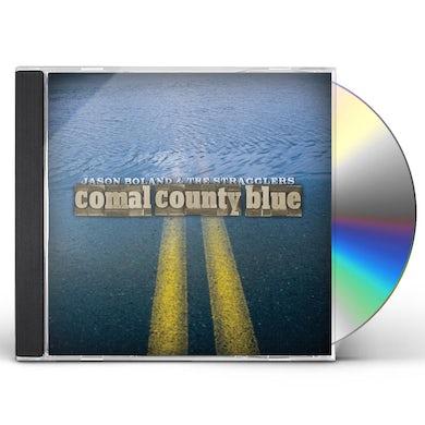 Jason Boland COMAL COUNTY BLUE CD