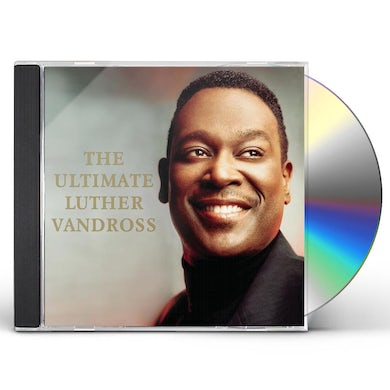 ULTIMATE LUTHER VANDROSS CD