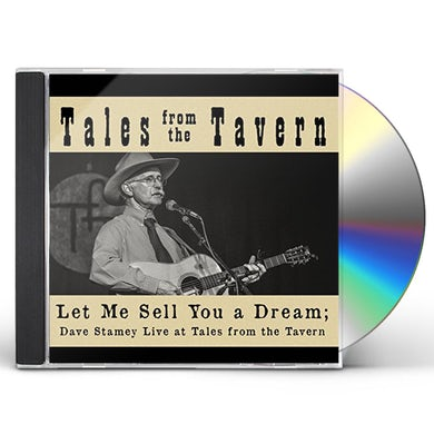 Dave Stamey LET ME SELL YOU A DREAM CD