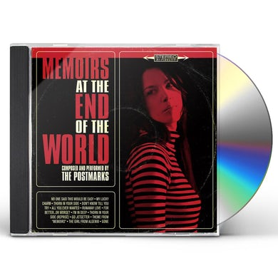 Postmarks MEMOIRS AT THE END OF THE WORLD CD