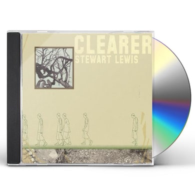 Stewart Lewis CLEARER CD