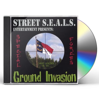 special forces GROUND INVASION CD
