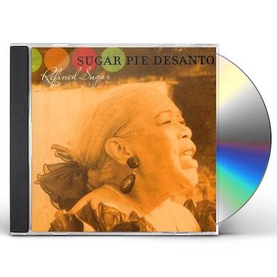 Sugar Pie DeSanto REFINED SUGAR CD