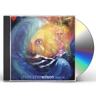 Christopher Wilson READ ON CD