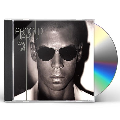 Arnold Jarvis LOVE & LIFE CD