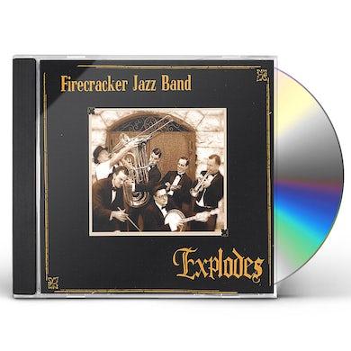 Firecracker Jazz Band EXPLODES CD