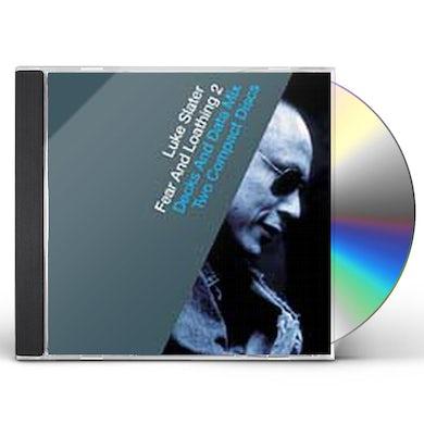 Luke Slater FEAR & LOATHING 2 CD