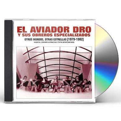 AVIADOR DRO OTROS MUNDOS OTRAS ESTRELLAS (1979-1982) CD