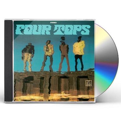 Four Tops STILL WATERS RUN DEEP CD