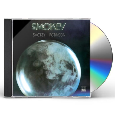 Smokey Robinson SMOKEY CD