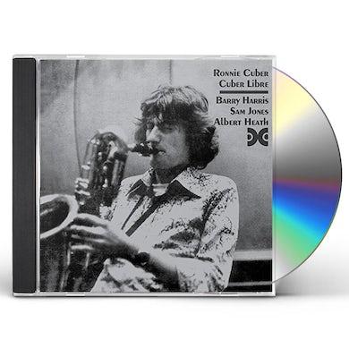 Ronnie Cuber CUBER LIBRE CD