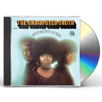 Undisputed Truth FACE TO FACE WITH THE TRUTH (GORDY) CD