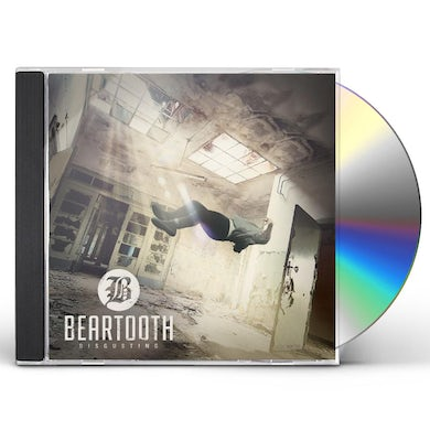 Beartooth DISGUSTING CD