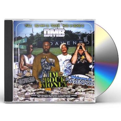 dMb I'M BOUT MONEY CD