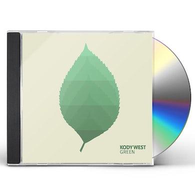 Kody West GREEN CD