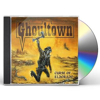 Ghoultown CURSE OF ELDORADO CD