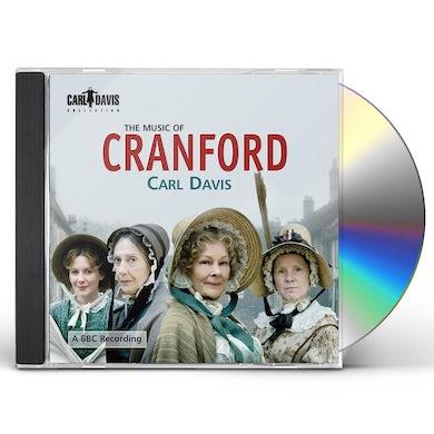 Carl Davis MUSIC OF CRANFORD CD